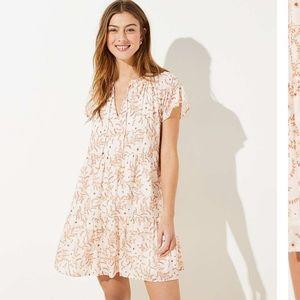 Loft dress NWT size small